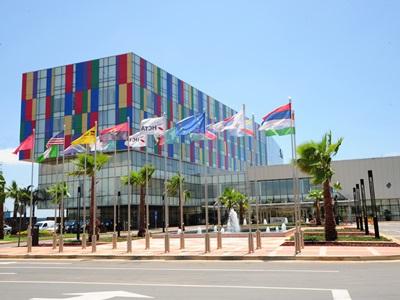 Talatona Convention Hotel, Samba