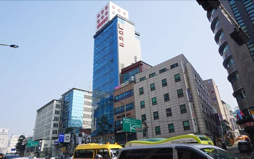 K-Guesthouse Myeongdong 2, Jung