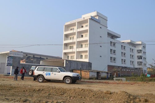 Hotel The White Lotus View Pvt Ltd, Lumbini