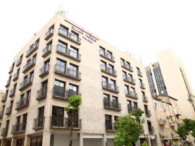 Eyal Hotel Jerusalem,