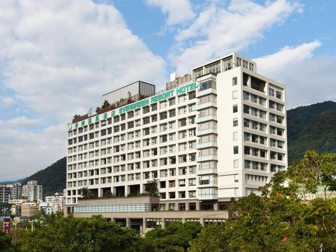 Evergreen Resort Hotel Jiaosi, Yilan