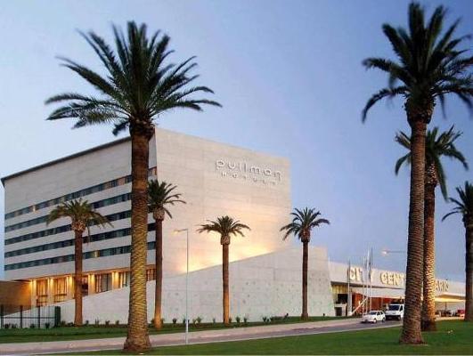 Hotel Casino Pullman City Center Rosario, Rosario