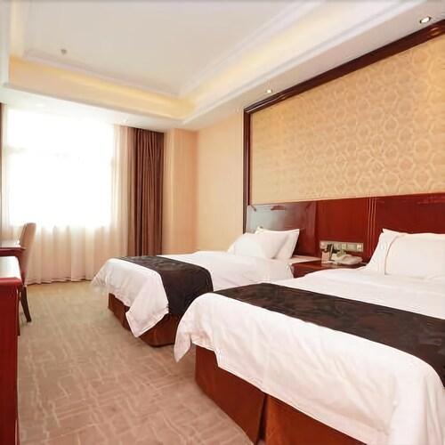 A Jia Chain Hotel Changzhou University City, Changzhou