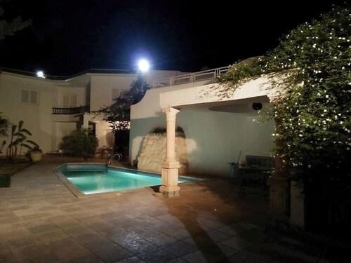 Villa Sindbad, Hammamet