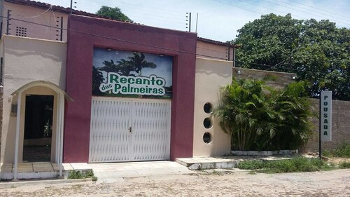 Pousada Recanto das Palmeiras, Parnaíba