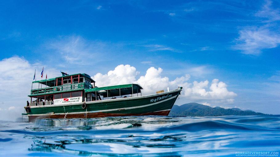 Forra Diving Resort Pattaya Beach, Muang Satun