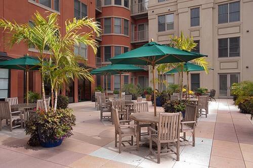 Global Luxury Suites at Bethesda Row, Montgomery