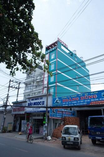 Khach San Hoai Phuong, Quận 12