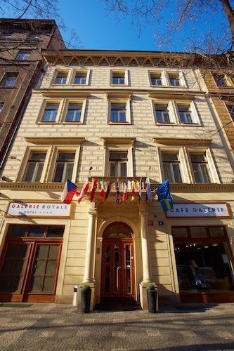 Galerie Royale, Praha 7