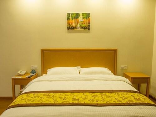GreenTree Inn TangShan Nanhu Lake Exhibition Center Express Hotel, Tangshan