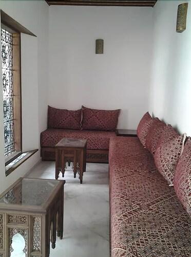 Riad Batchisarai, Zouagha-Moulay Yacoub