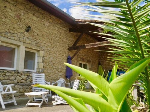 House With 2 Bedrooms In Blaignac, With Pool Access, Furnished Garden And Wifi, Gironde