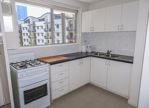 Homely Kings Park Apartment, Perth
