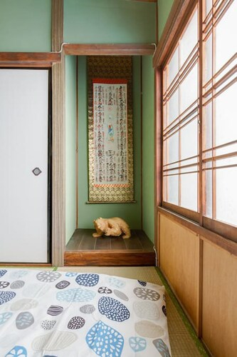 Bookworm Stay, Higashiōsaka