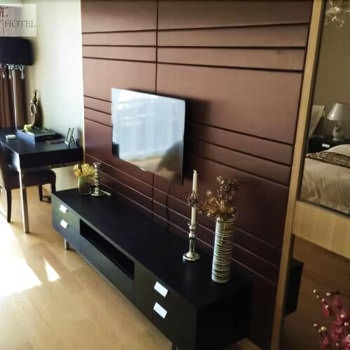 Q+ Grand Bay Apartment Hotel, Dalian