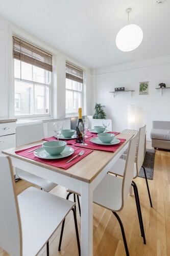 Donatello Apartments Brick Lane, London