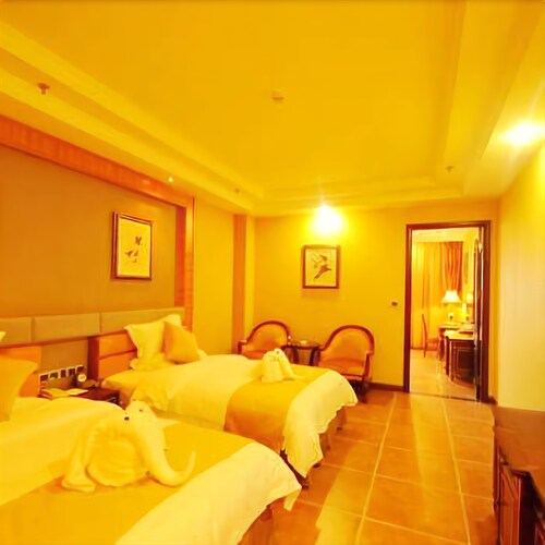 Ouyue Holiday Hotel, Chongqing