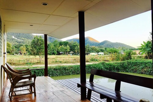 Slow Life Coffee Bar and Hostel, Pai