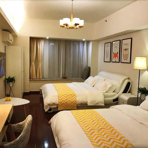Parallel World Courtyard Hotel, Weihai
