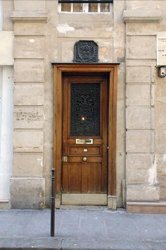 L'appartement Bourg Tibourg, Paris