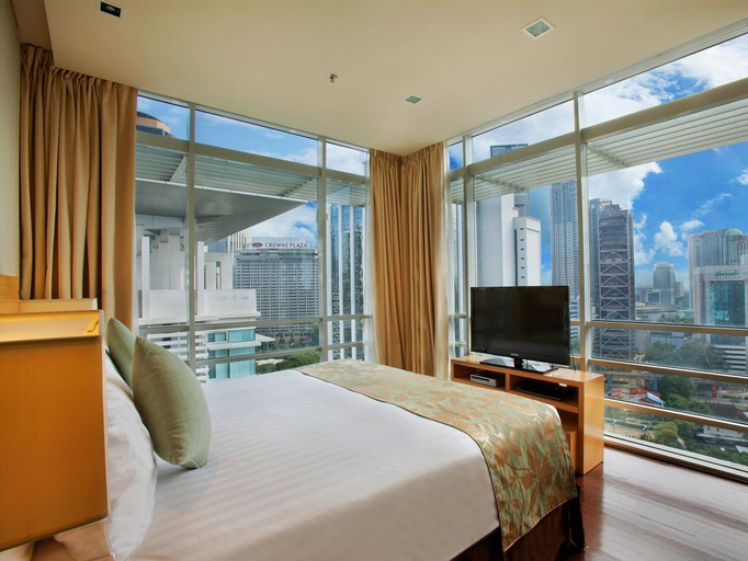 PARKROYAL Serviced Suites Kuala Lumpur, Kuala Lumpur