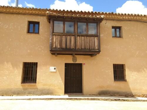 La casa de mi abuelo Tarsicio, Zamora