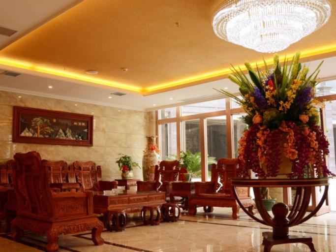 GreenTree Inn Jiangxi Shangrao Qianshan Ehu Avenue Express Hotel, Shangrao
