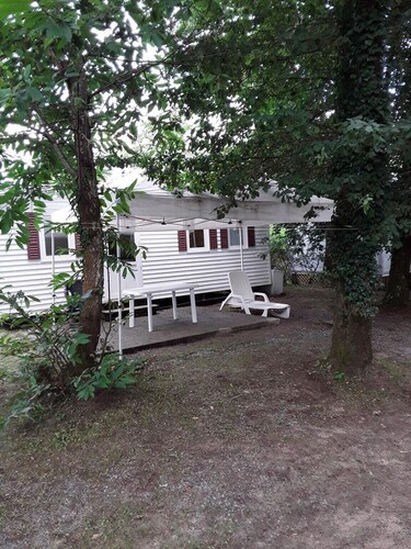 Chalet With 2 Bedrooms in Saint-paul-lès-dax, With Terrace and Wifi -, Landes