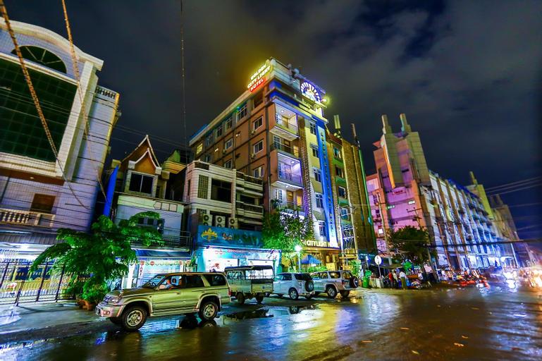 Golden City Light Hotel, Mandalay