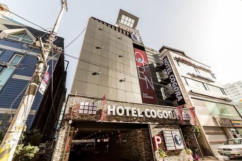 Cogora Hotel, Bupyeong
