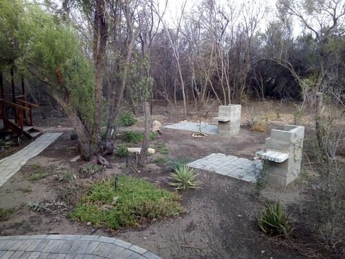 Eden overnight cabins, Central Karoo