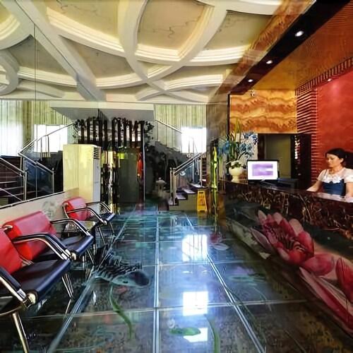 Tiansheng Hotel, Nanchong