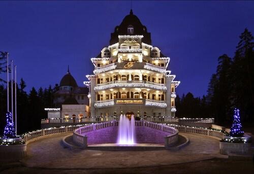 SG Festa Winter Palace, Samokov