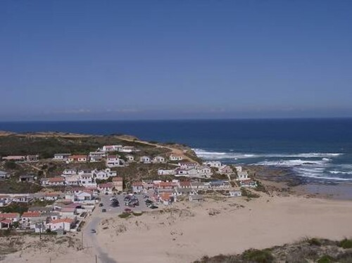 House With 3 Bedrooms In Aljezur, With Wonderful Mountain View And Furnished Terrace - 200 M From Th, Aljezur