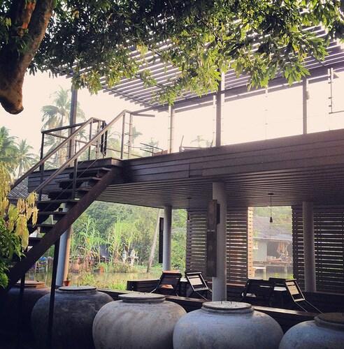 Na Bangkhontee Resort, Bang Khon Ti