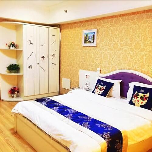 Dubao Apartment Hotel Nanjing Jiangning Wanda, Nanjing