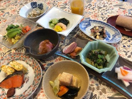 Cafe Restaurant B&B Burari, Hanamaki