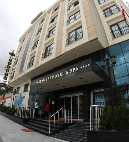 Grand Ozeren Hotel & Spa, Merkez