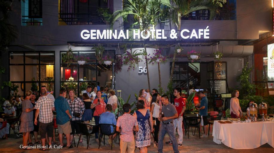Geminai Hotel And Cafe, Đồng Hới