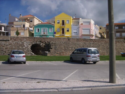Apartment With 3 Bedrooms In Figueira Da Foz, With Wonderful Sea View, Terrace And Wifi - 300 M From, Figueira da Foz