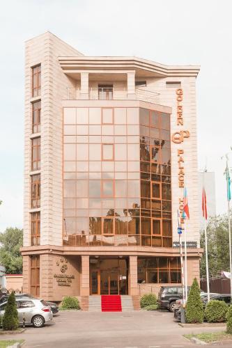 Golden Palace Hotel, Almaty (Alma-Ata)