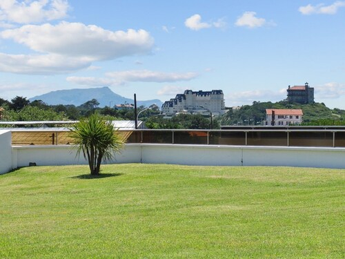 Apartment With 2 Bedrooms in Biarritz, With Enclosed Garden - 150 m Fr, Pyrénées-Atlantiques