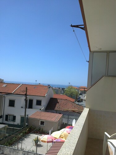Apartment With 3 Bedrooms In Vila Do Conde, With Wonderful Sea View, F, Vila do Conde
