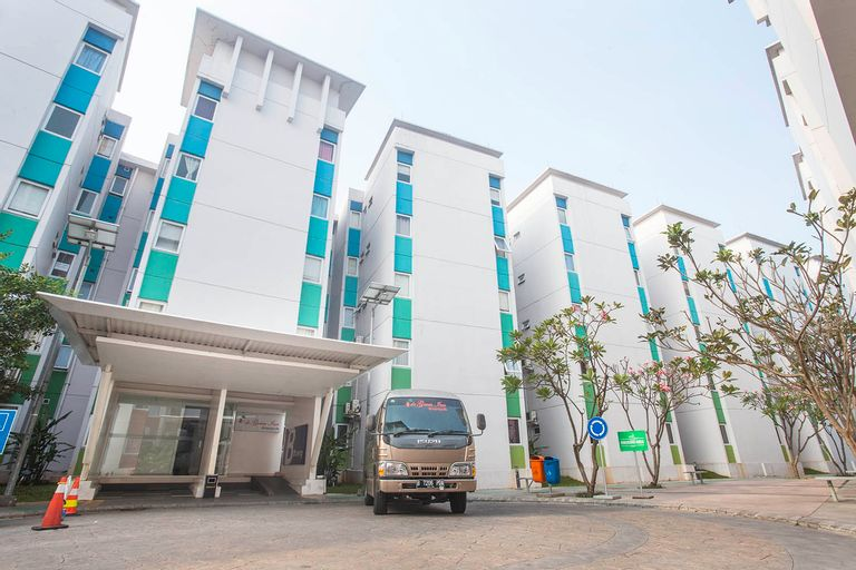 De Green Inn at aeropolis, Tangerang