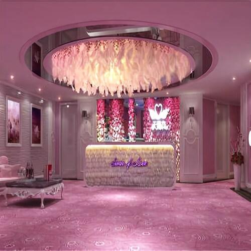 Swan Of Love Couple Theme Hotel, Wuhan