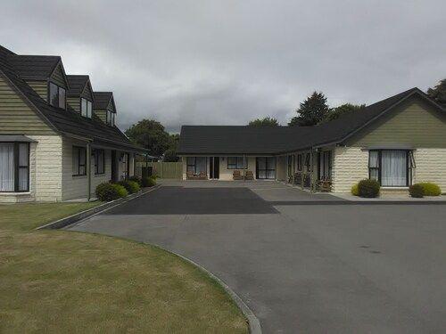 Academy Lodge Motel, Ashburton