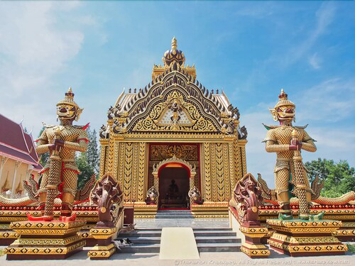 Rublom & Chomview Huahin Pranburi, K. Sam Roi Yot