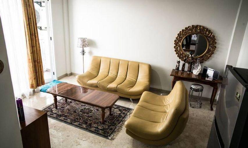 3BR Dago Suites Premium Floor, Bandung