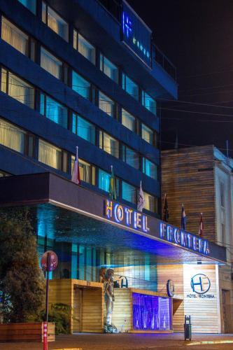 Hotel Frontera Plaza, Cautín