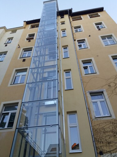 Residence Víta Nejedlého, Praha 8